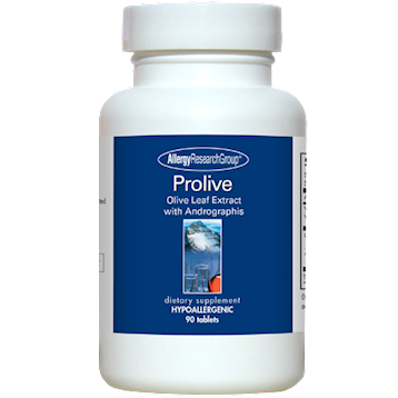 Allergy Research Group Prolive W/ Antioxidants 90 tab