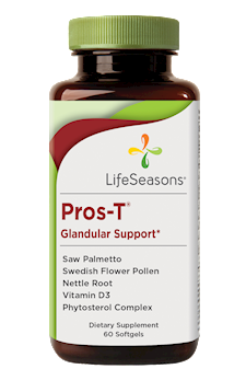LifeSeasons Pros-T 60 softgels