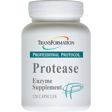 Protease 120 caps Transformation Enzyme