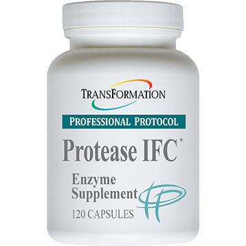 Protease IFC 120 caps Transformation Enzyme