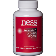 Ness Enzymes Protein Digest #1 500 caps