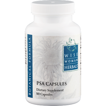 Wise Woman Herbals PSA Capsules 90 caps