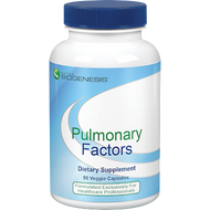 Nutra BioGenesis Pulmonary Factors 90 vcaps