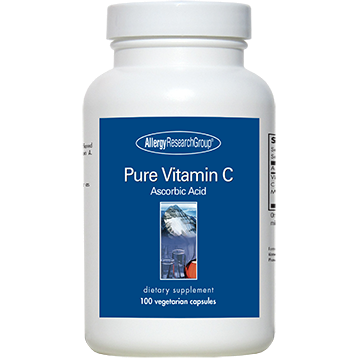 Allergy Research Group Pure Vitamin C 1000 mg 100 caps