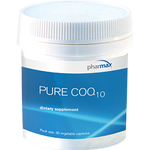 Pharmax Pure CoQ10 120mg 30 vcaps
