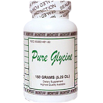 Pure Glycine Powder 150 gms