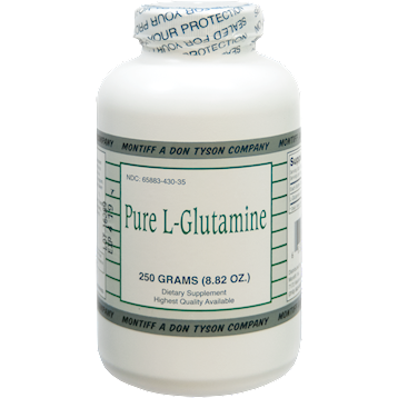Montiff Pure L-Glutamine (powder) 250 gms