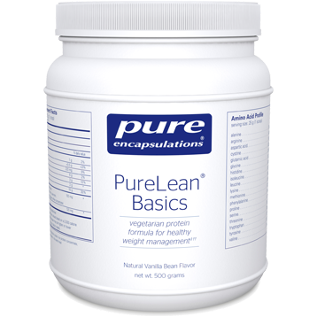 Pure Lean Basics Vanilla 500 g Pure Encapsulations