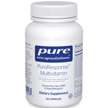 PureResponse Multivitamin 60 caps