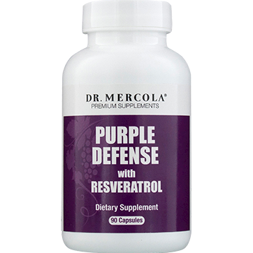 Dr Mercola Purple Defense 90 caps