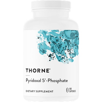 Thorne Research Pyridoxal 5-Phosphate 180c