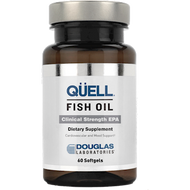 Douglas Laboratories QUELL Fish Oil Clin Str EPA 60 sftgels