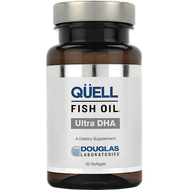 Q:uell Fish Oil : 8 High DHA 60 softgels Douglas Labs