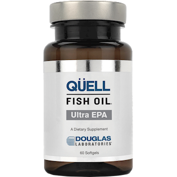 Q:uell Fish Oil : High EPA 60 softgels Douglas Labs