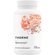 Thorne Research Quercenase (Bromelain & water soluble Quercetin)60c