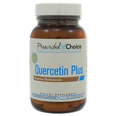 Olympian Labs Prescribed Choice Quercetin Plus 60c