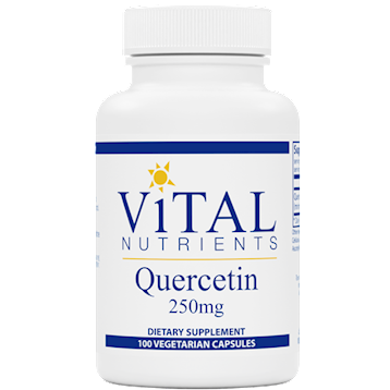 Vital Nutrients Quercetin 250 mg 100 caps