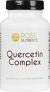 Quercitin Complex - 120 caps Rose Nutrients