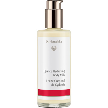 Quince Hydrating Body Milk 4.9 fl oz Dr Hauschka