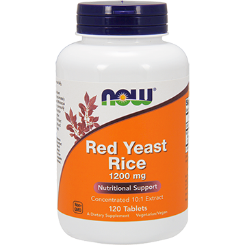 Red Yeast Rice 1200 mg 120 tabs