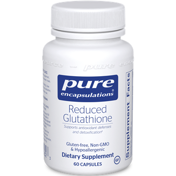 Reduced Glutathione 100 mg 60 vcaps