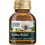 Reflux Relief 45 tabs Gaia Herbs