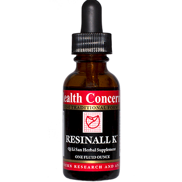 Health Concerns Resinall K 1 oz
