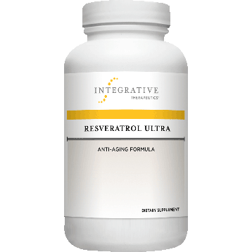 Integrative Therapeutics Resveratrol Ultra 60 caps