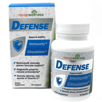 Rev Up Wellness Defense 30 tabs Immune Health Basics