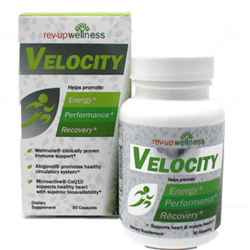 Rev Up Wellness Velocity 30 tabs Immune Health Basics
