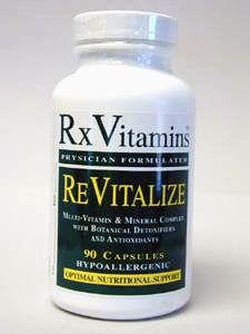 Revitalize 90 caps Rx Vitamins
