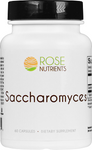 Saccharomyces - 60 caps Rose Nutrients