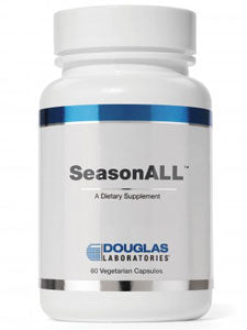 SeasonALL 60 vegcaps Douglas Labs