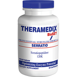 Serratio 120K 60 vcaps Theramedix