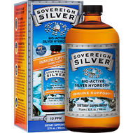 Silver Hydrosol 32 fl oz Sovereign Silver
