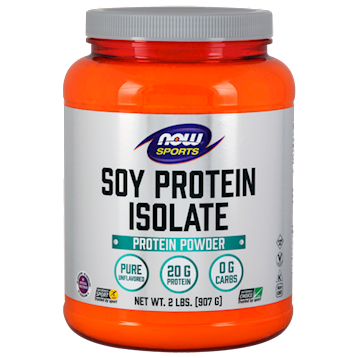 Soy Protein Isolate (Unflavored) 2 lbs