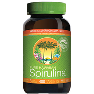 Nutrex Spirulina Pacifica Hawaiian 500 mg 400