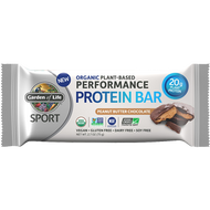 Sport Bar PB Chocolate 12 Bars Garden of Life Sport
