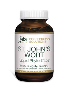 St. Johns Wort Pro 60 lvcaps Gaia Herbs Professional