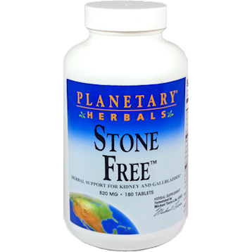Planetary Herbals Stone Free 180 tabs