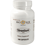 BioTech Strontium Citrate 300 mg 100 caps