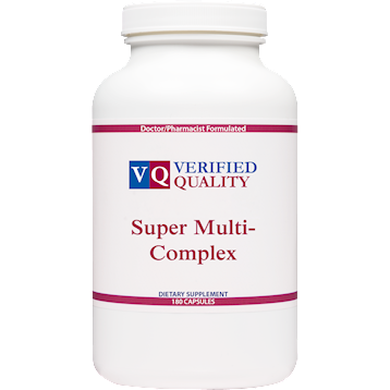 Verified Quality Super Multi-Complex 180 caps