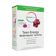 Teen Energy MV Gummy 30 packs Rainbow Light Nutrition