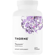 Thorne Research Thyrocsin (Thyroid Cofactors) 120c