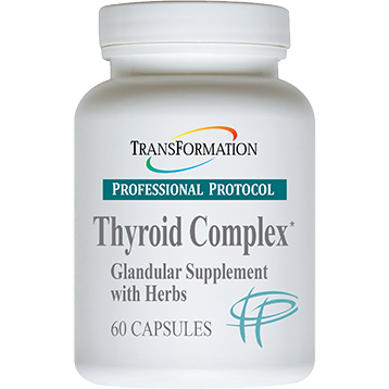Transformation Enzyme Thyroid Complex 60 caps