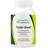 Longevity Science Total Gest 90 vcaps