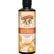 Barlean's Organic Oils Total Omega 3-6-9 Orange Cream 16 oz