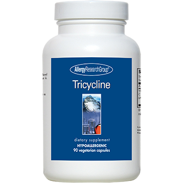 Allergy Research Group Tricycline 90 caps