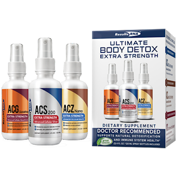 Ultimate Body Detox 4 oz 1 kit		Results RNA