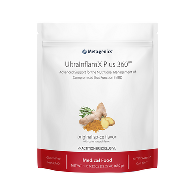 Metagenics UltraInflamX Plus 360o Original Spice - 14 servings